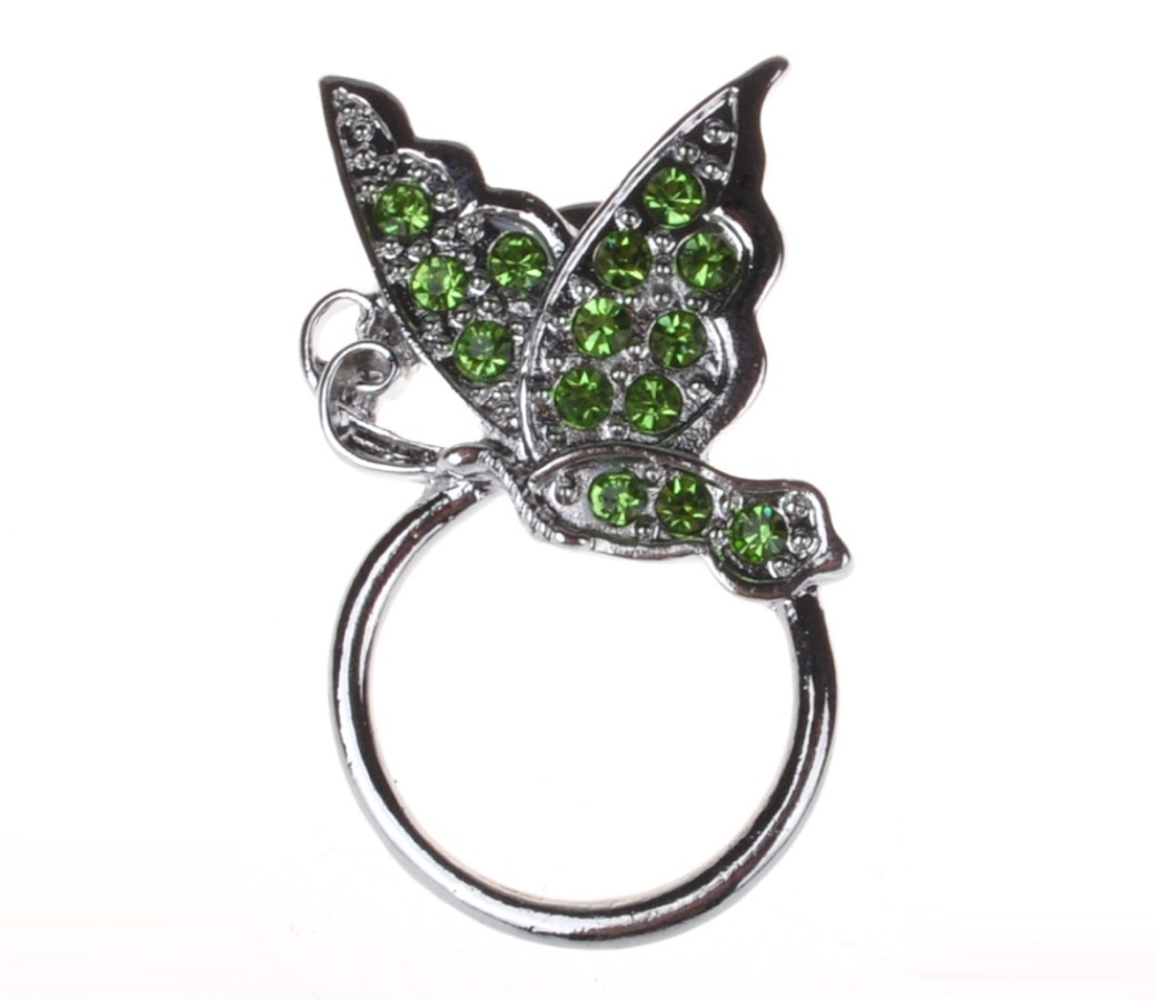 Fashion Eyewear Brooch - Butterfly ACC-EH0007