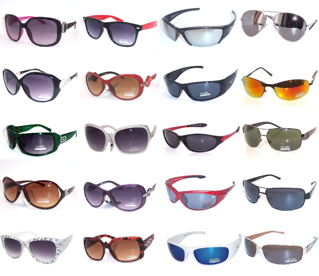 Bulk Buying Specials Sunglasses (25doz/25style 300 Pair mixed color)