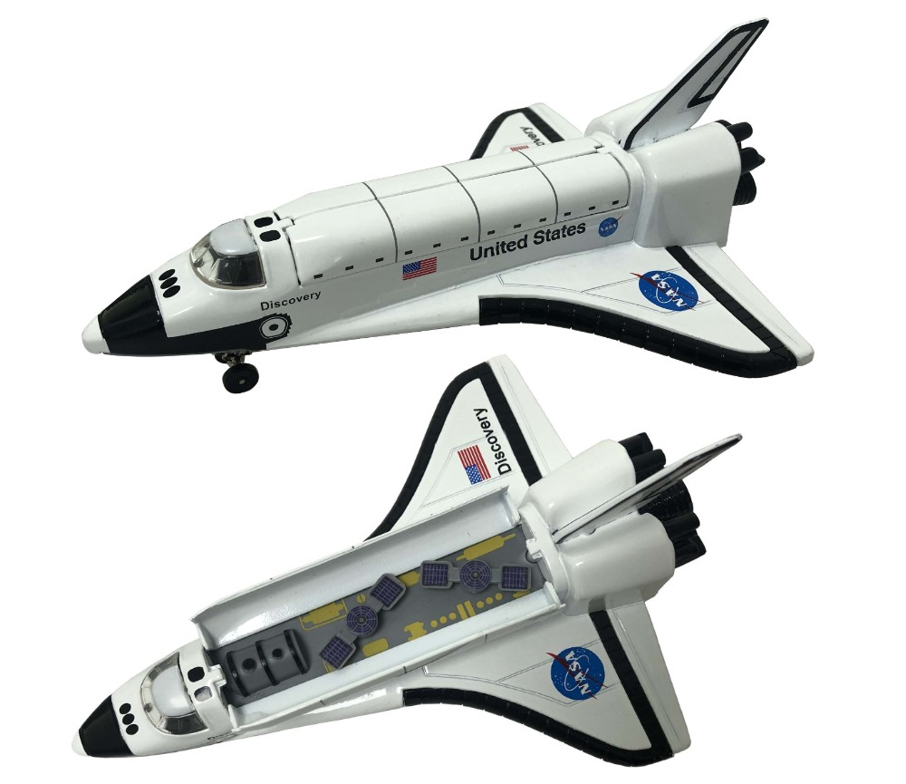 Space Shuttle Columbia 8