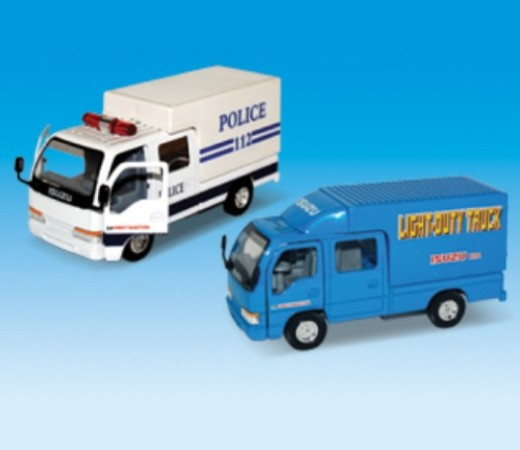 Light Duty Truck 1:35 Isuzu DC-525