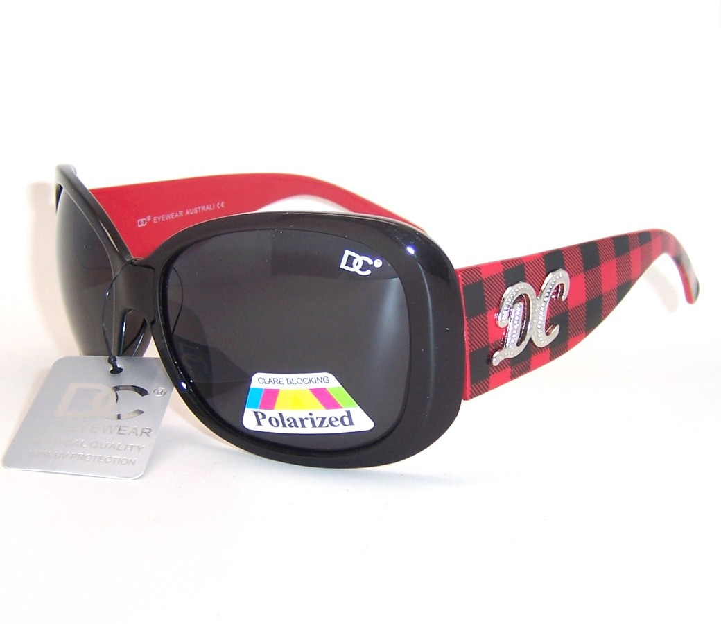 DC Polarized Fashion Sunglasses DC071PP