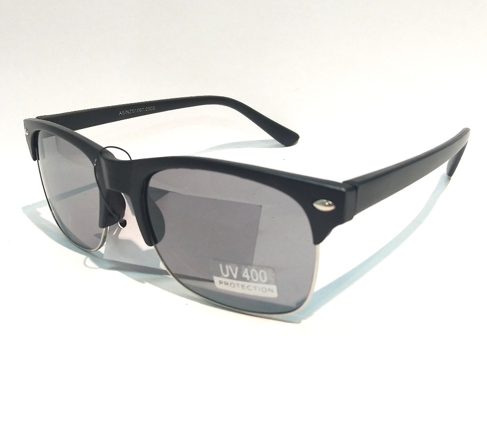 Designer Fashion Metal Sunglasses FM2135-1