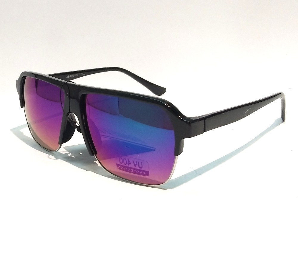 Designer Fashion Metal Sunglasses FM2139