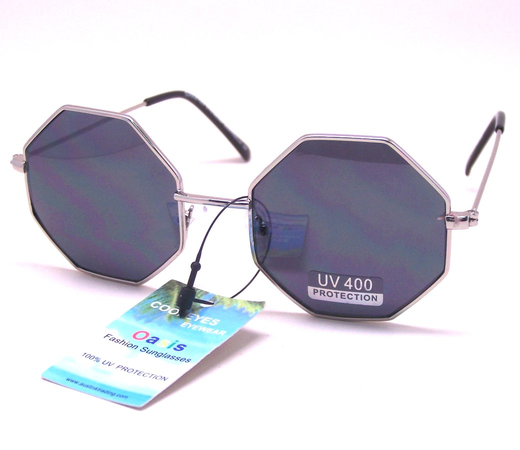 John Lenon The Eight Trigrams Sunglasses JL002