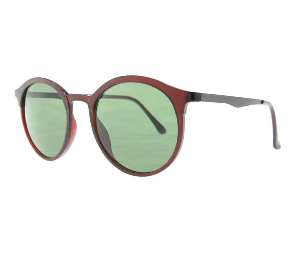 Designer Fashion Sunglasses The Byron Collections (Shinning Brown, G15 Lens) SU-4277-3