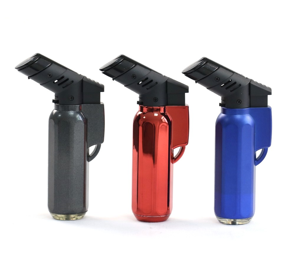 Windproof Electronic Refillable Torch/Jet Lighter (RF-2284-Jet)