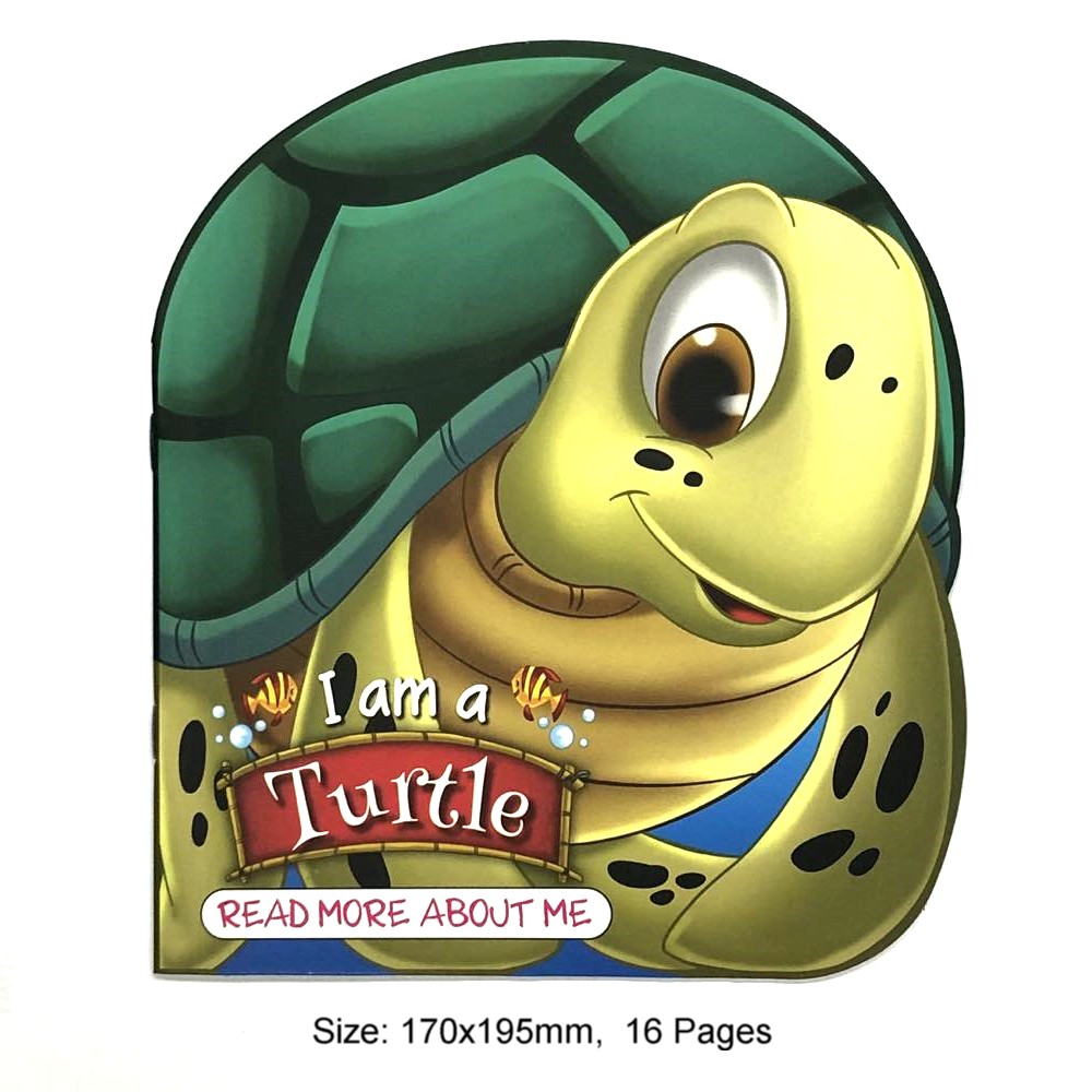I am a Turtle (MM33279)