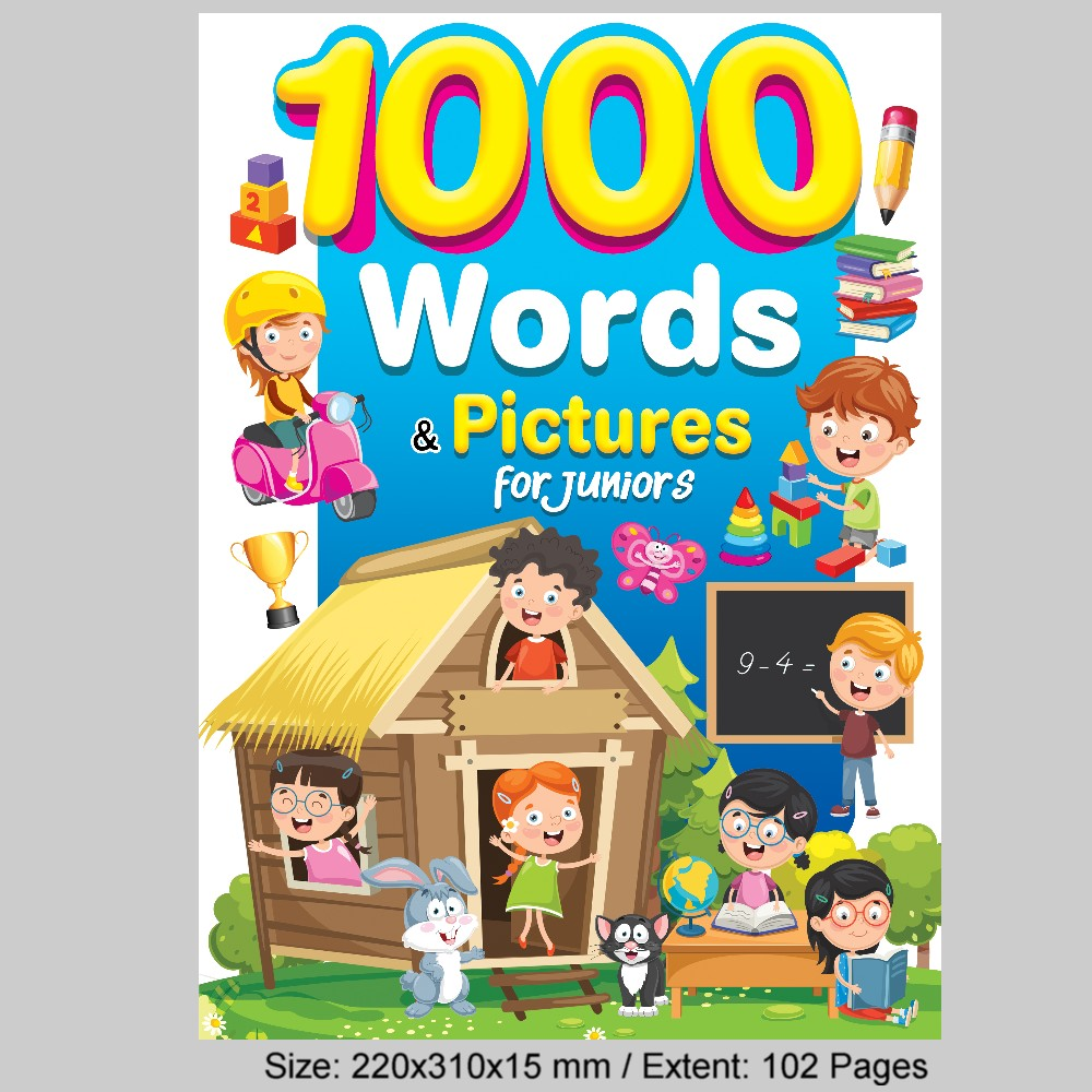 1000 Words & Pictures (MM79091)