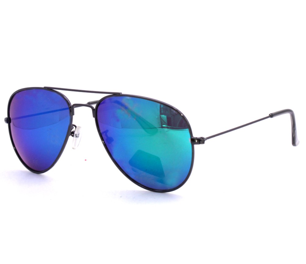 Aviator Metal Polarized Tint Lens Sunglasses AV007PM-2