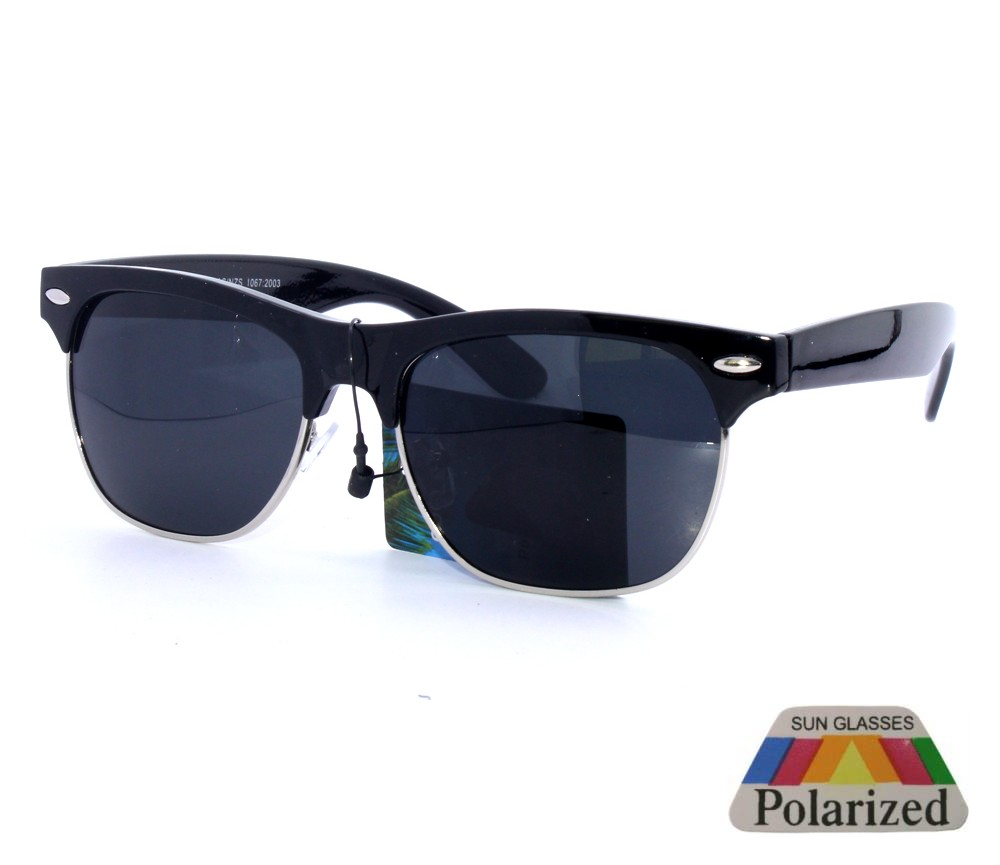 Fashion Metal Polarized Sunglasses PM6103