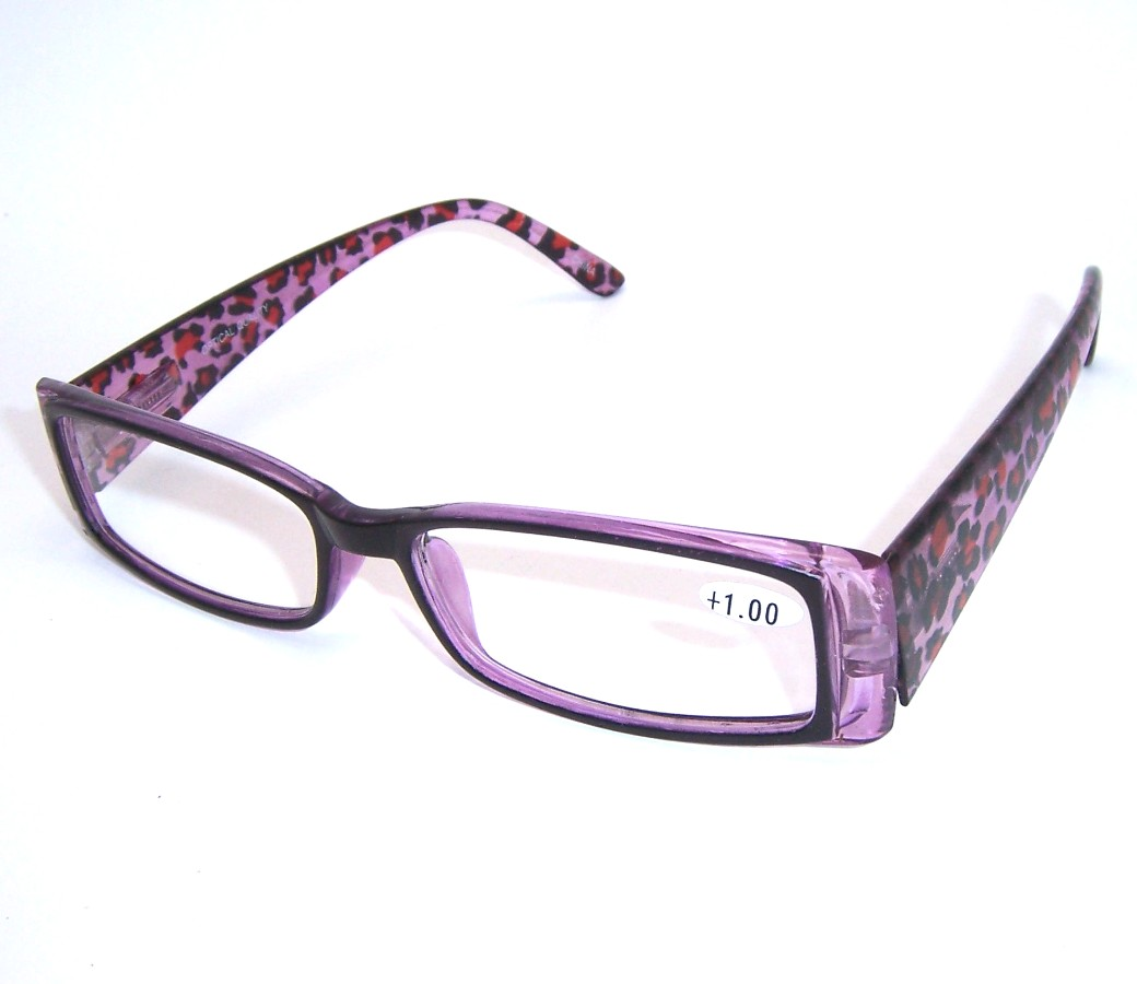 Fashion Reading Glasses Plastic Frame FR6049