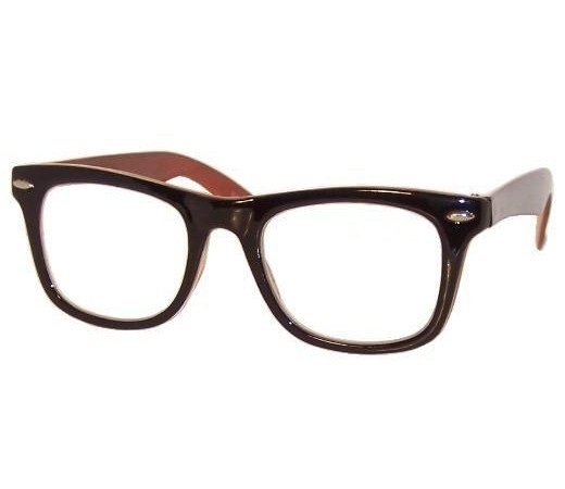 Clear Lens Fashion Reading Glasses R9031