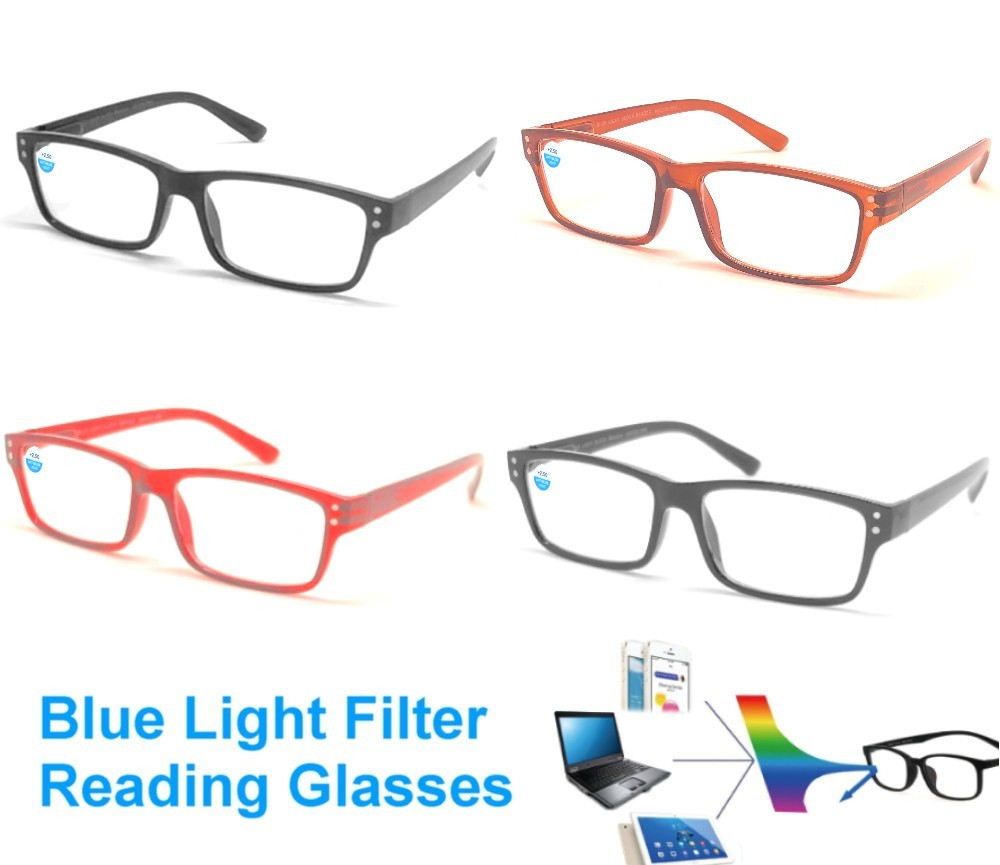 Blue Light Filter Reading Glasses Reading Glasses R9190