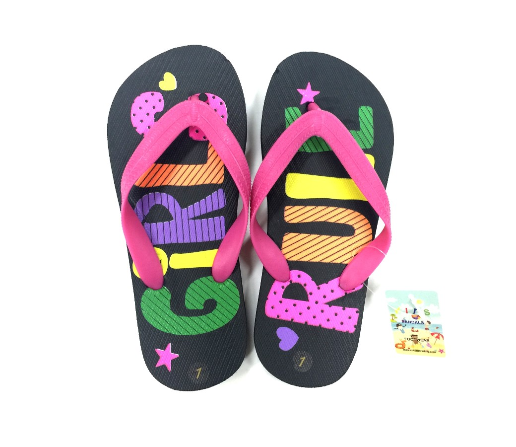 Kids Sandals - Girls Rule SLP-K403