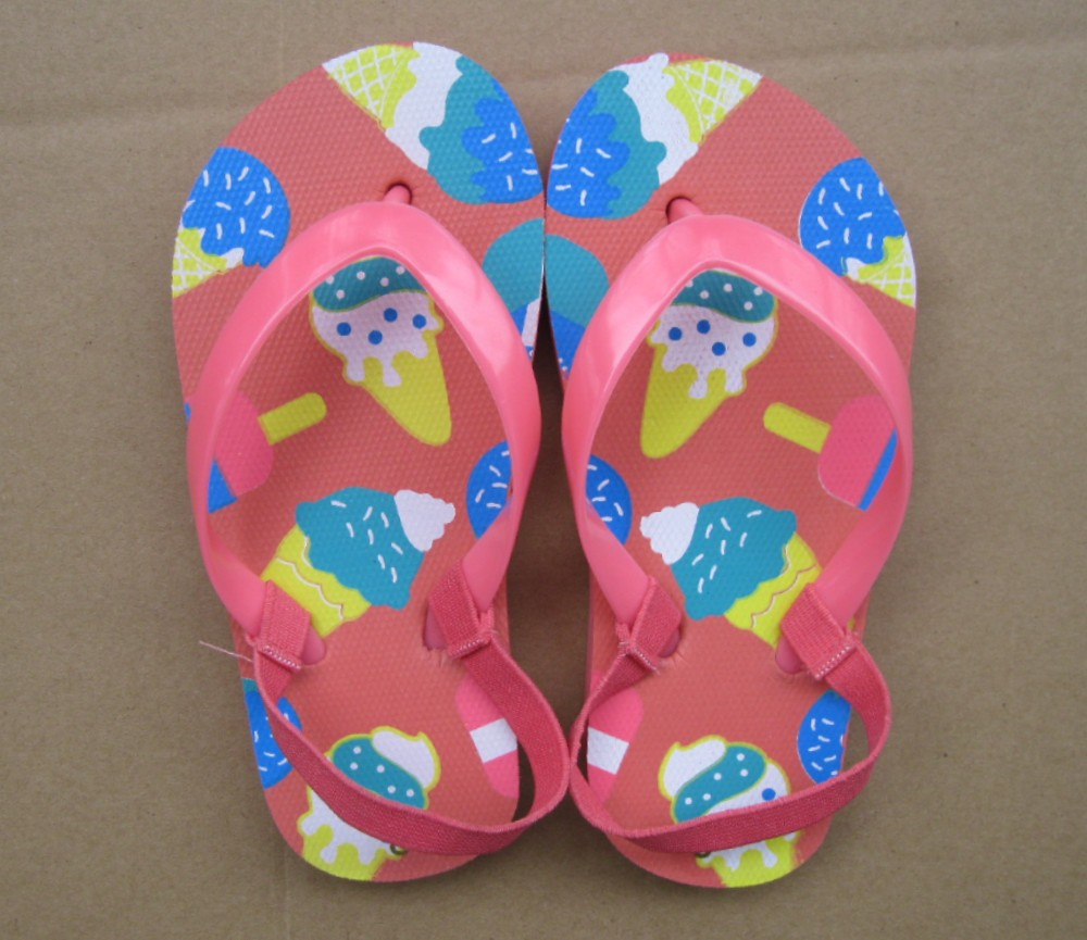 Kids Beach Sandals (Ice Cream) SLP-K416