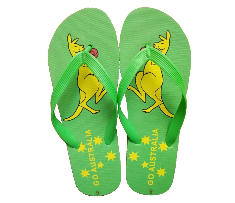 Beach Sandals Mens (Boxing Kangaroo) SLP-M227
