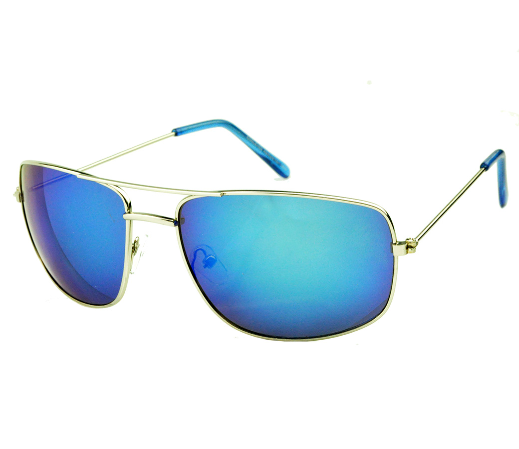 Sports Metal Reflection Mrror Lens Sunglasses SM4031