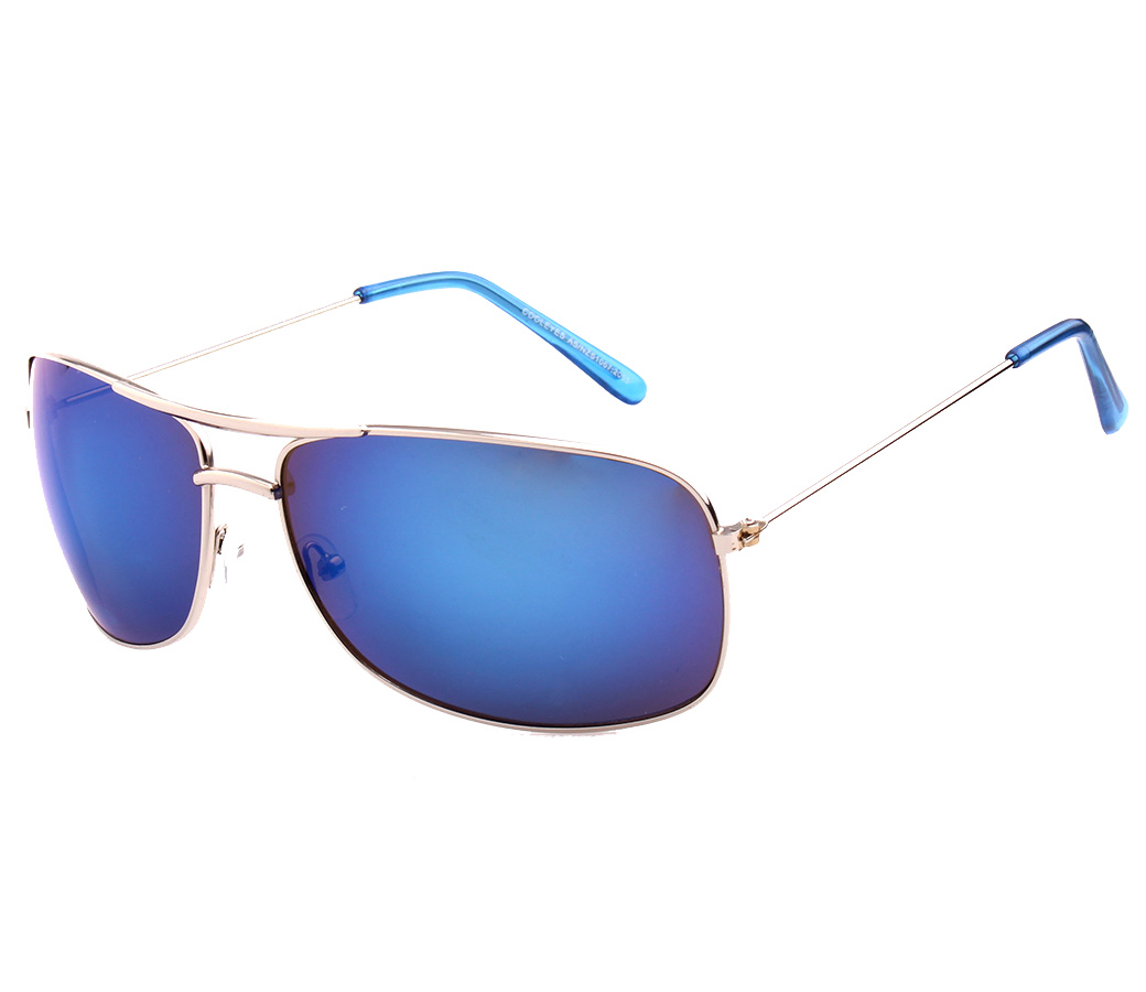 Sports Metal Reflection Mrror Lens Sunglasses SM4033