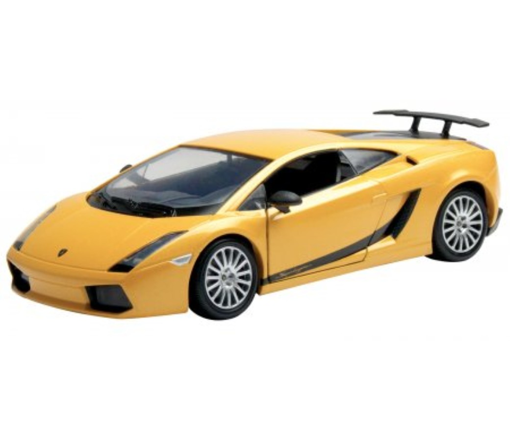 Lamborghini Gallardo Superleggera - 1:24 (Metallic Yellow) MM73346MY