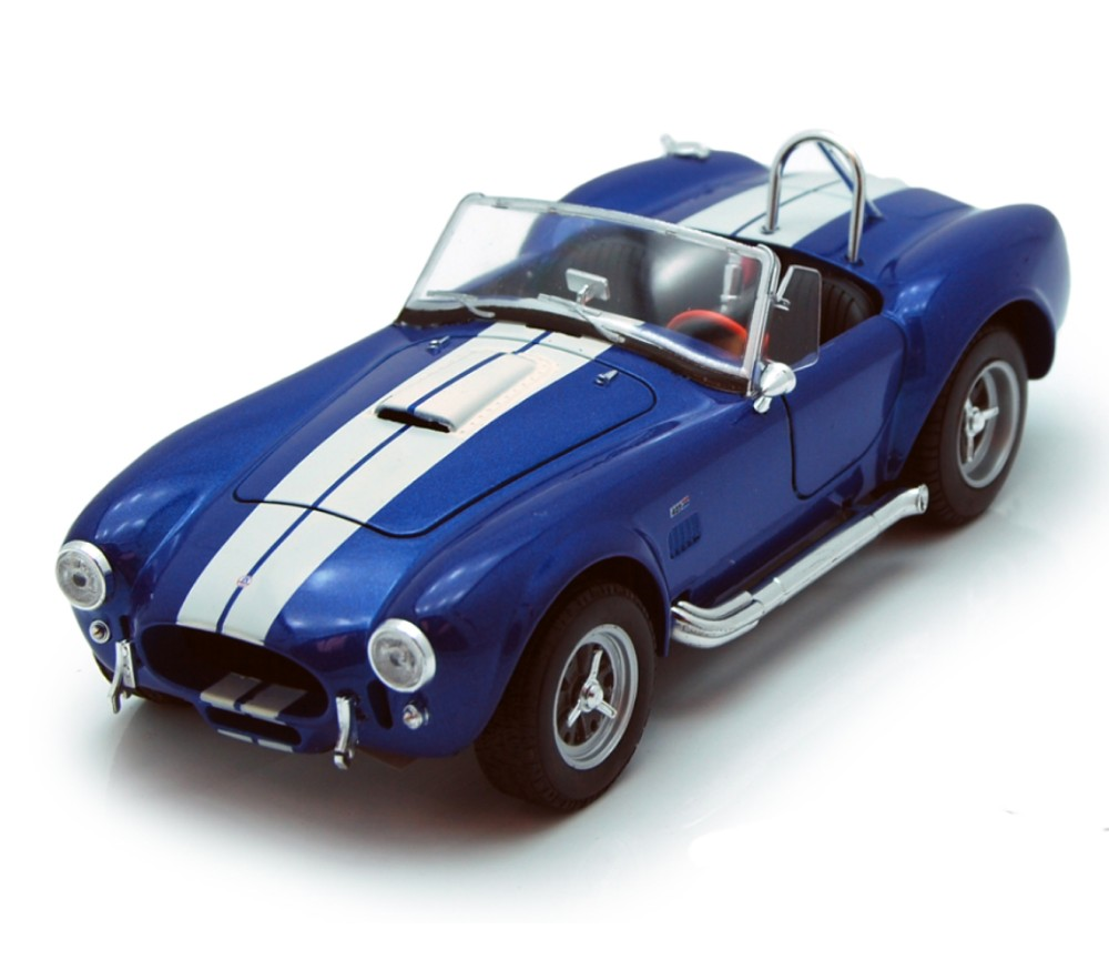 1:24 1965 Shelby Cobra 427 S/C (Blue) WL24002W
