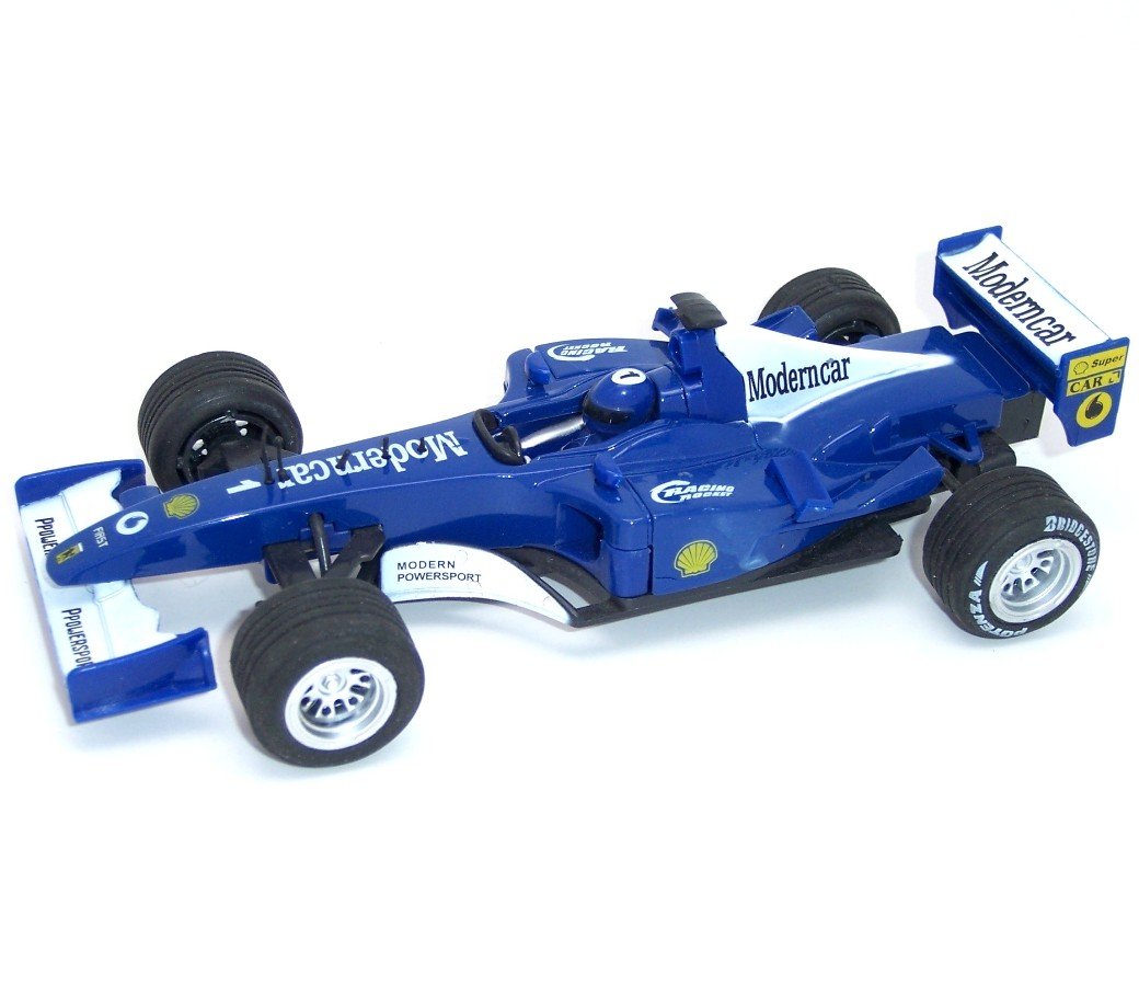 Formula1 F1 Racing Cars with Sound and Light 1:32 Diecast Model DC-23022S